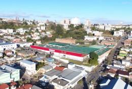 Fábrica da Rinaldi em Bento Gonçalves