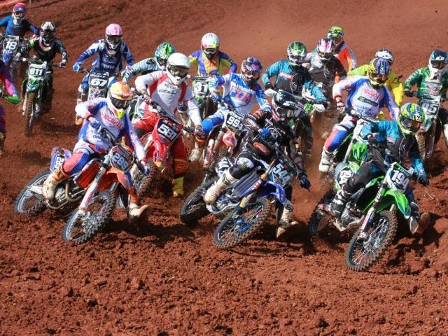 Rinaldi Gaúcho de Motocross tem início neste final de semana em Santa Maria