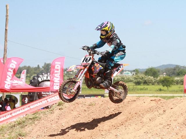 Gabriel Andrigo, do Team Rinaldi