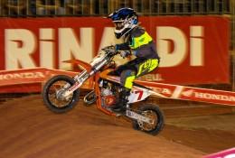 Rafa Becker foi o terceiro colocado na disputa