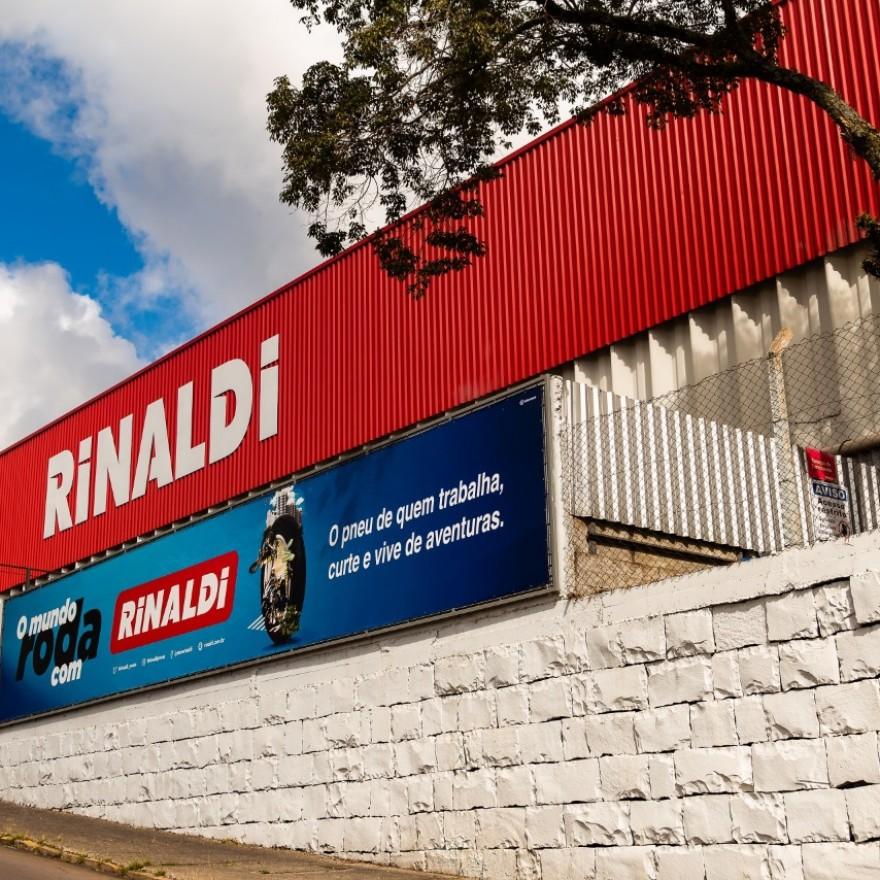 A Rinaldi completou 52 anos em 2021.